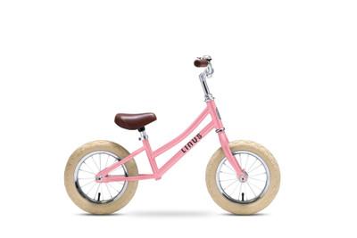 "Linus | Linus Balance 12"" | Kids Bike | School Eraser Pink"