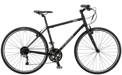 KHS | Urban Xpress | Urban City Bike | Matte Black