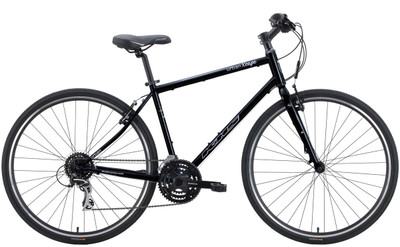 KHS | Urban Xcape | Urban City Bike | Black