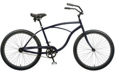 Manhattan Cruisers | Aero 1 Speed Mens | Cruiser | 2019 | Matte Black