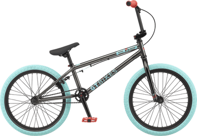 GT Bicycles | Air | 2021 | Gloss Trans Black