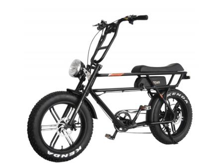 Addmotor Electric   Motan M-70 R7   Black