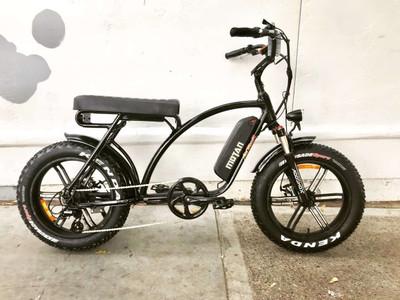 Addmotor Electric | MOTAN M-70 L7(R7) | Black