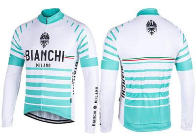 Bianchi Milano by Nalini | Appiano Long Sleeve Jersey | Men's