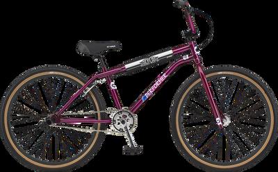 GT Bicycles   Pro Series Heritage 26   BMX Bike   2021   Raspberry