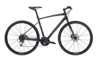Bianchi | C-Sport 3 | Urban City Bike | Black Matte