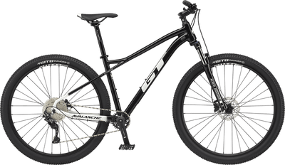 GT Bicycles | Avalanche Comp | 2021 | Guinness Black