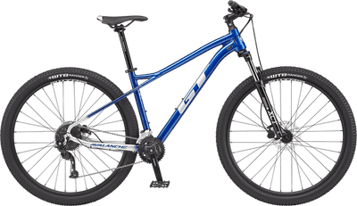 GT Bicycles   Avalanche Sport   2021   Team Blue