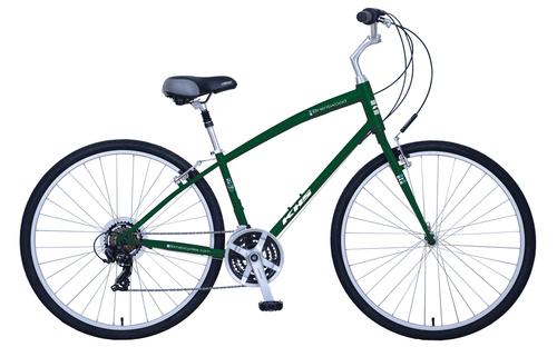 KHS | Brentwood | Urban City Bike | Matte Green