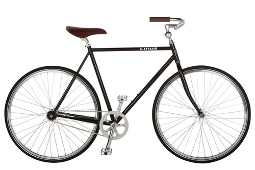 Linus | Roadster Classic | Urban City Bike | Black