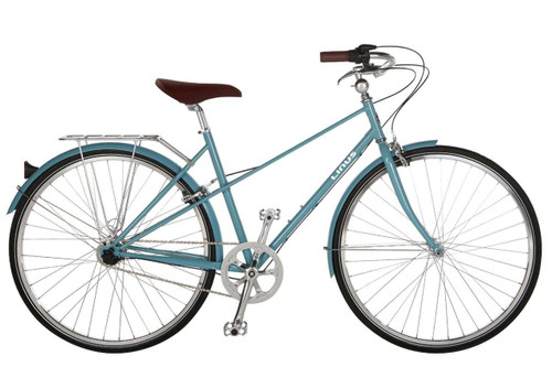 Linus | Mixte 3 spd | Urban City Bike | Sky Blue
