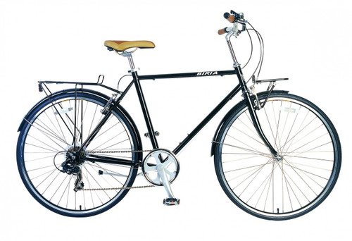 Biria | Citibike 700C Diamond 8 Speed | Black | Sale