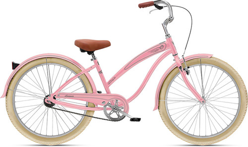 Nirve | Classic 1-Speed | Ladies | Soft Pink