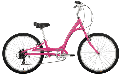 Manhattan Cruisers | Smoothie 7 Ladies | Cruiser | 2019 | Pink Sherbert