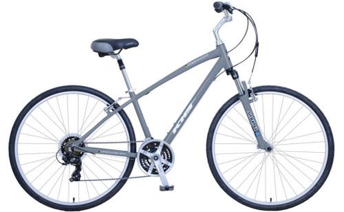 KHS | Westwood | Urban City Bike | Audi Gray