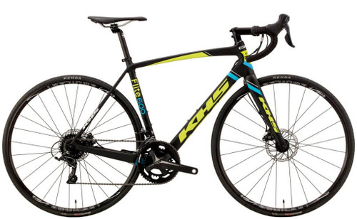 KHS | Flite 600 | Road Bike | 2019 | Matte Black