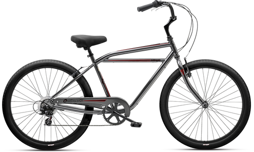 Nirve | C7 | 7-Speed | Metallic Charcoal