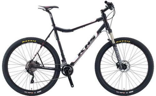 KHS | BNT 29 | Mountain Bike | Tall Rider | Matte Black