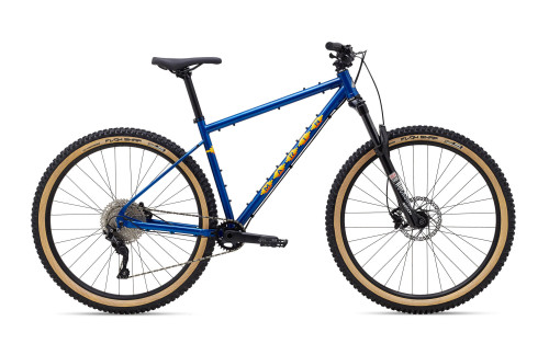 Marin | Pine Mountain 1 | Mountain Bike | 2020 | Gloss Navy Blue/Yellow/Orange