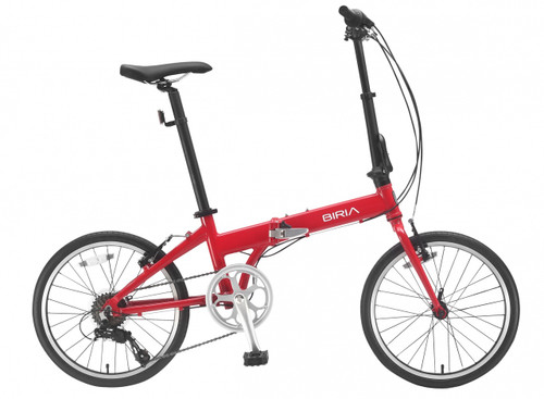 "Biria | Folding 20"" Aluminum 7-Speed 