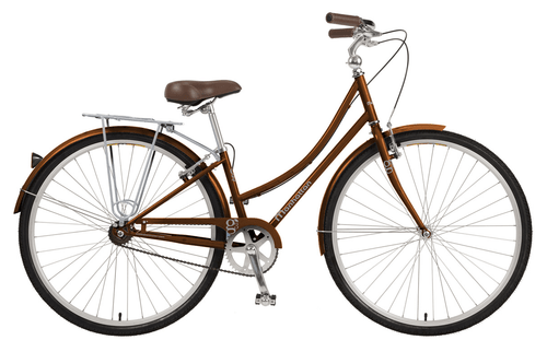 Manhattan Cruisers | Green 3 Ladies | Cruiser | 2019 | Rust