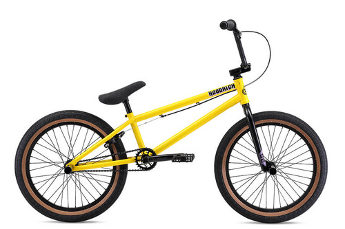 SE Bikes | Hoodrich | BMX Bike | 2020 | Yellow