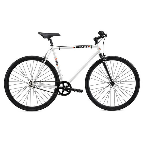 SE Bikes | Draft | White