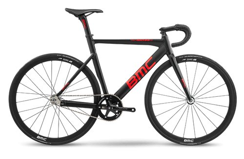 BMC | Trackmachine 02 | ONE | Road Bike | 2020 | Black/Red