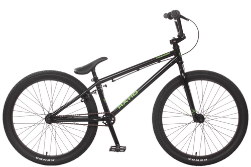 Free Agent | Ratio | BMX Bike | Matte Black