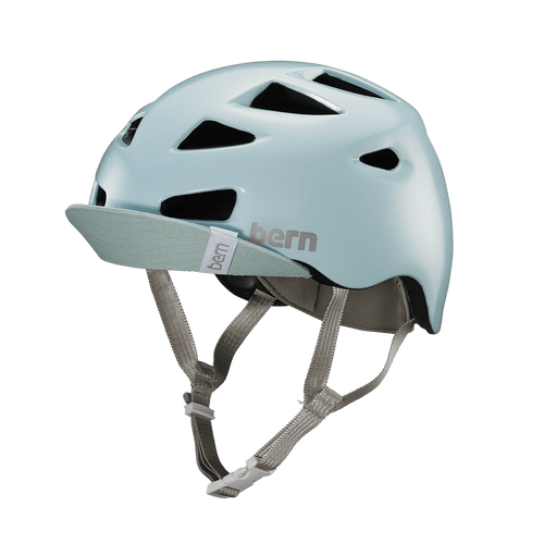 Bern | Melrose | Women's Helmet | 2019 | Blue - Satin Seaglass