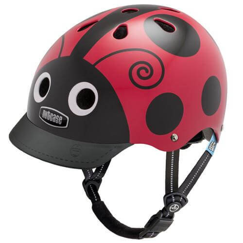 Nutcase Helmets | Little Nutty | Ladybug | Kids Helmet | 2019 | 1