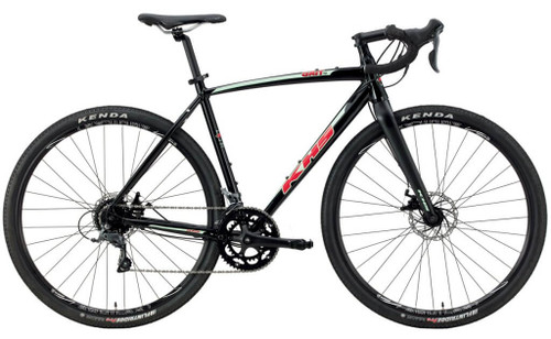 KHS | Grit 110 | Road Bike | Black