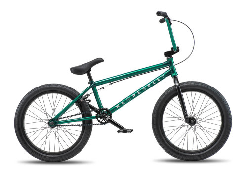 WeThePeople | Arcade | BMX Bike | Translucent Green