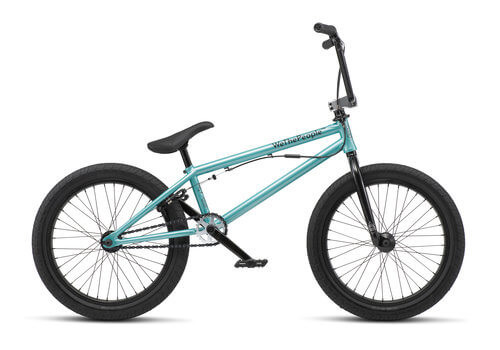 WeThePeople | Versus | BMX Bike | Metallic Mint Green