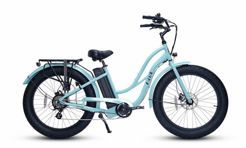 Elux | Tahoe Step-Thru | Electric Cruiser