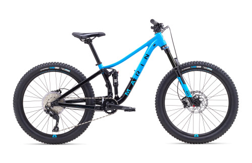 Marin | Hawk Hill Jr | Kids Mountain Bike | 2020 | Gloss Cyan/Black