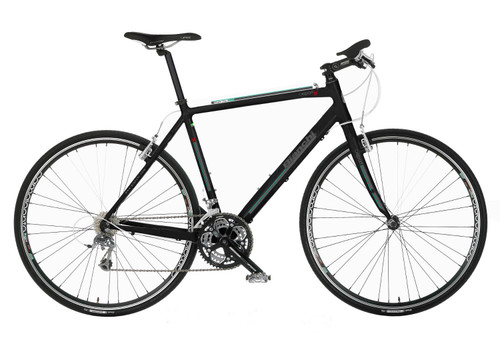 Bianchi | C-Sport SE |  Urban City Bike | Black Glossy