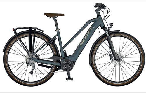 Scott Electric | Sub Active eRide Lady| Electric Urban Bike