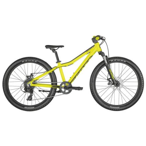 Scott | Scale 24 Disc | Kids Bike | Yellow