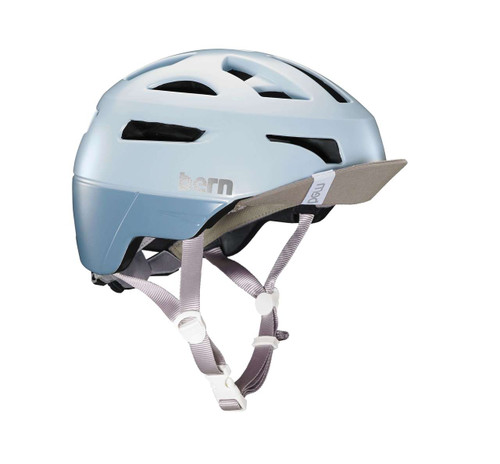 Bern | Union | Adult Helmet | 2019 | Light Blue - Satin Pale Blue