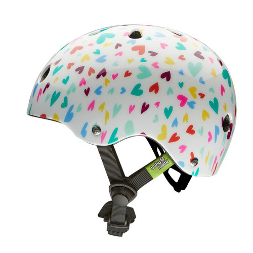 Nutcase Helmets | Baby Nutty | Happy Hearts | Kids Helmet | 2019 | 1
