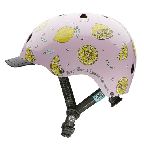 Nutcase Helmets | Little Nutty | Pink Lemonade | Kids Helmet | 2019