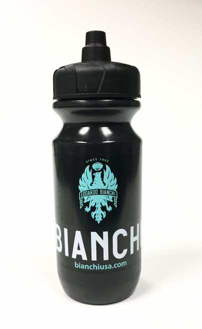 Bianchi | PowerFlow Water Bottle 21oz | Black