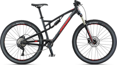 Jamis | Dakar A2 | Mountain Bike | Charcoal