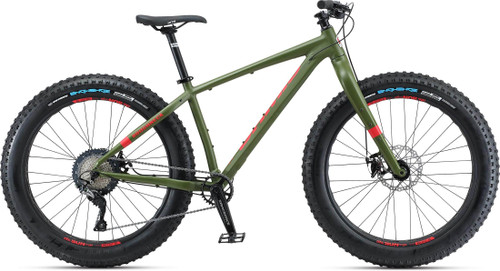 Jamis | Roughneck | Mountain Bike | 2020 | Olive Drab