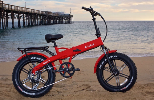 Elux Electric | Sierra Sport | 2020 Red