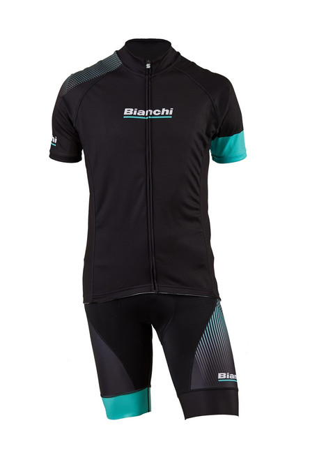 Bianchi | RCBIANCHI Jersey | Apparel | Black | 1