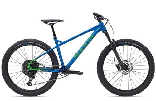 Marin | San Quentin 2 | 2021 | Gloss Blue/Green/Black