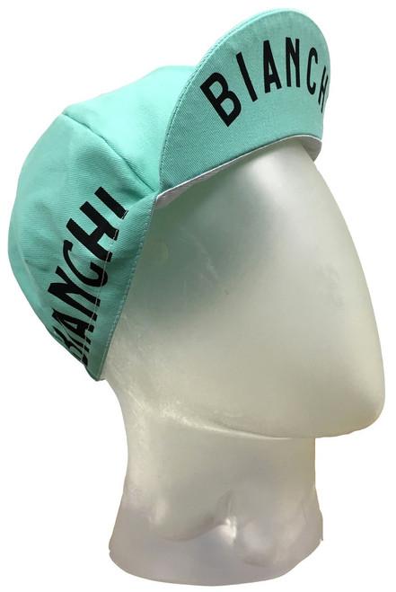 Bianchi | Eroica Cycling Cap Celeste | Apparel | 2020