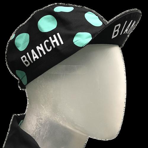 Bianchi | KOM Cycling Cap | Apparel